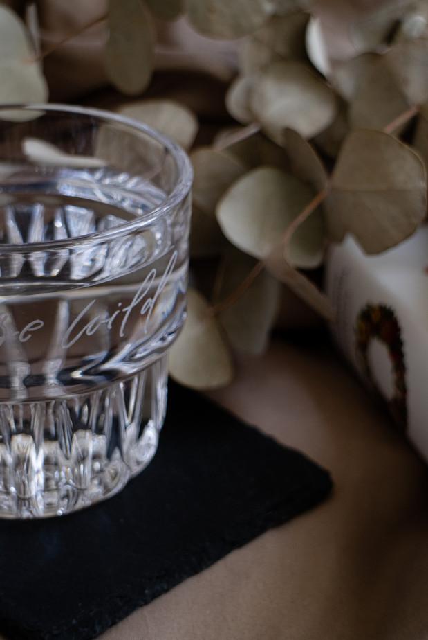 Lynn Engraved Glass