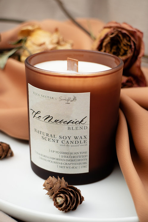 Sumlight Candles: Scents to Remember - The Unspoken Collection