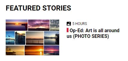CheckNews -  Art is all around us