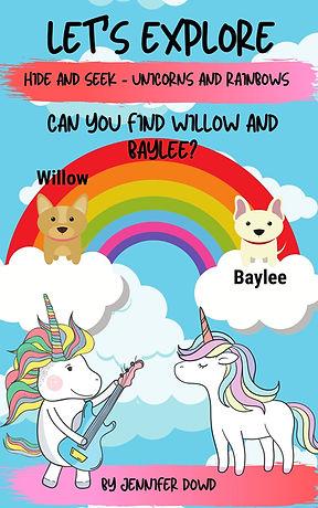 Hide and Seek - Rainbow and Unicorn Land