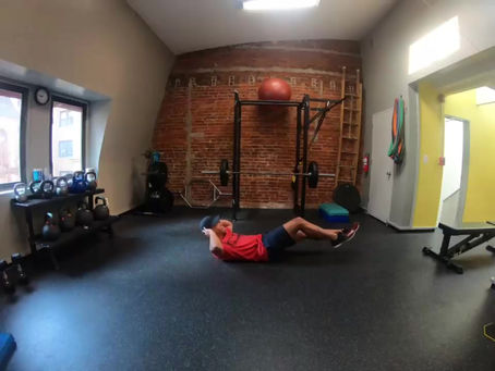 Calisthenic workout you can do anywhere at anytime!