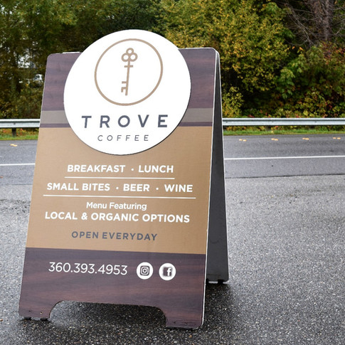 A-Boards & Commercial Signs