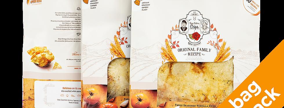 Rose Sisters Chips (Original Family Recipe) - 3 bag pack