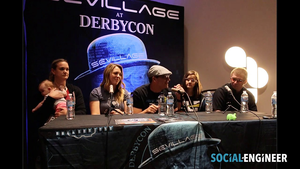 Alethe Denis, Whitney Maxwell, Chris Silvers, Shelby Dacko, and Colin Hadnagy respond to questions about vishing.