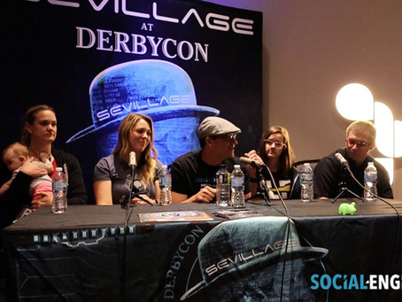 CGSC On the Road: Top Ten Takeaways from DerbyCon 9 Vishing Panel
