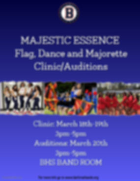 MJE Auditions - Made with PosterMyWall (