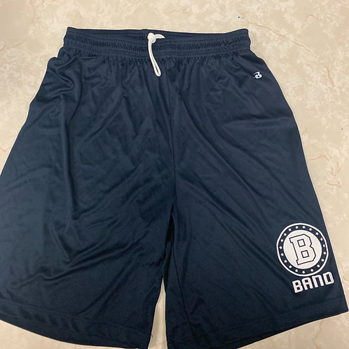 BHS Band Basketball Shorts