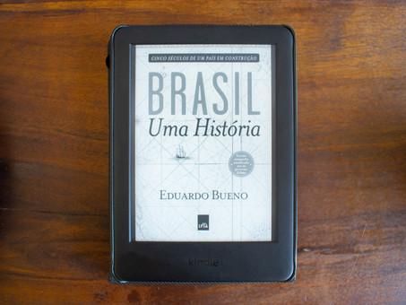 Resenha #4 | Brasil: Uma História