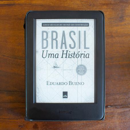 Resenha #4   Brasil: Uma História