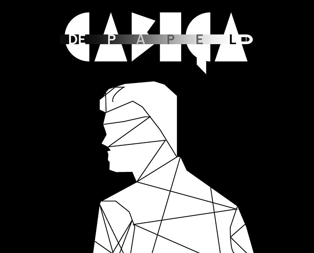 Capa do curta-metragem Cabeça de Papel.