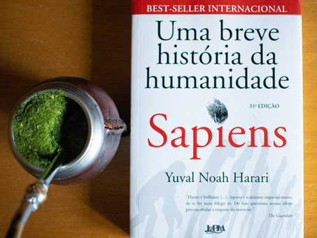 Resenha #2 | Sapiens — Uma breve história da humanidade
