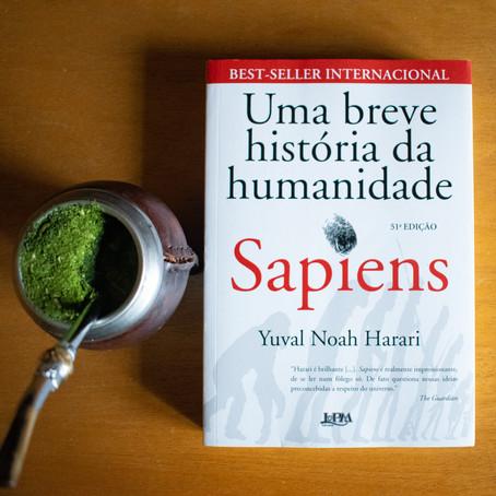 Resenha #2   Sapiens — Uma breve história da humanidade