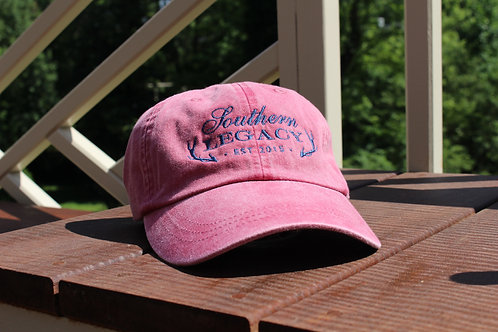 Southern Legacy Logo Hat Red