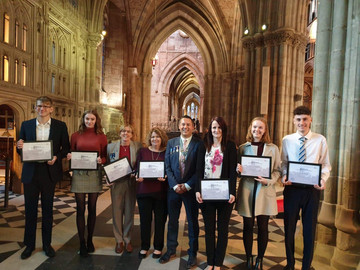 South Worcester Members Recognised at RLSS Honours.