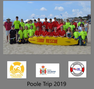 Poole Beach Exercise 2019 successful for all involved
