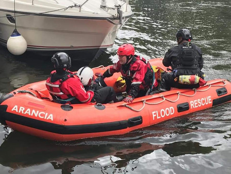Lifeguards Provide Interventions at Evesham River Festival 2019