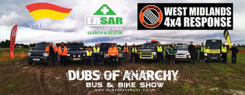 Joint SLSGB Team Operations Provide Safety Cover for Dubs of Anarchy Festival 2019