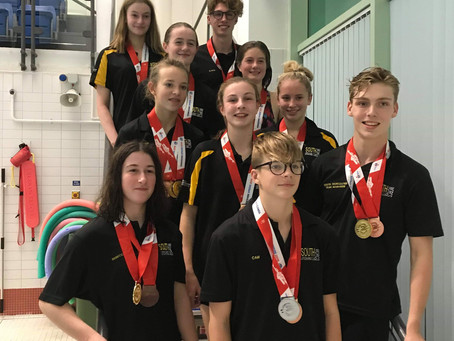 South Worcester Lifeguards Success at Yorkshire Speeds Competition 2019