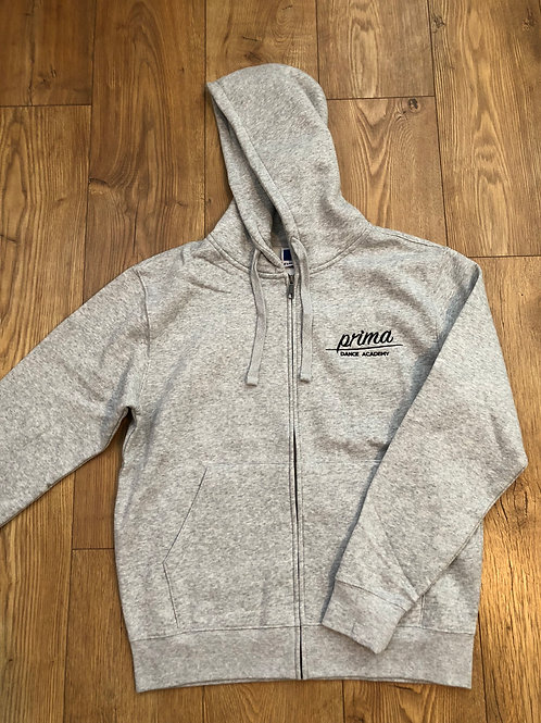 Adult Full Zipped Hoodie