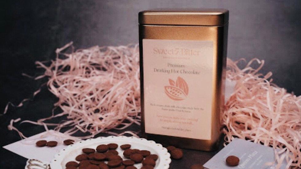 Premium Drinking Hot Chocolate 350g