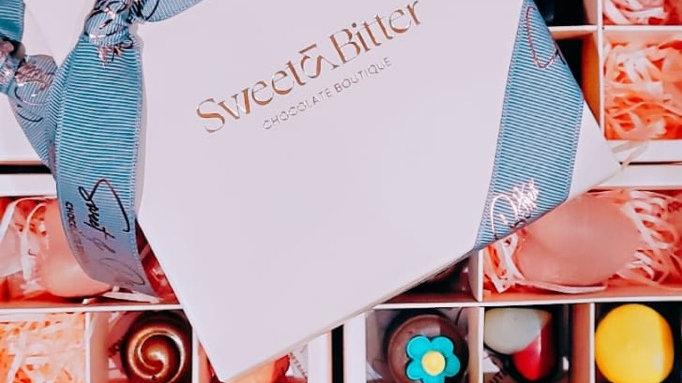 Assorted Chocolate Gift Box 9 pcs