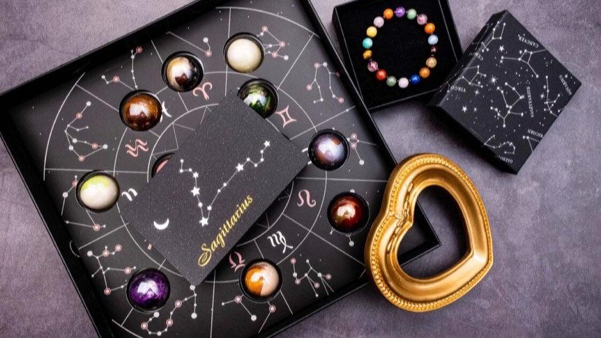 Zodiac Chocolate Gift Box