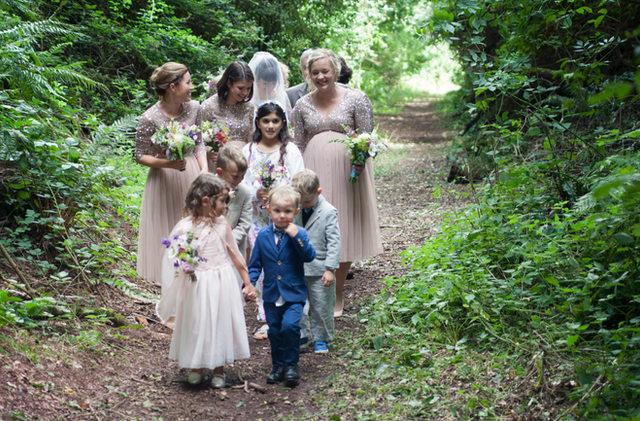Photo: The Vintage Wedding Photographer