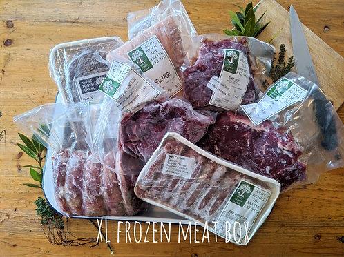 XL frozen meat box