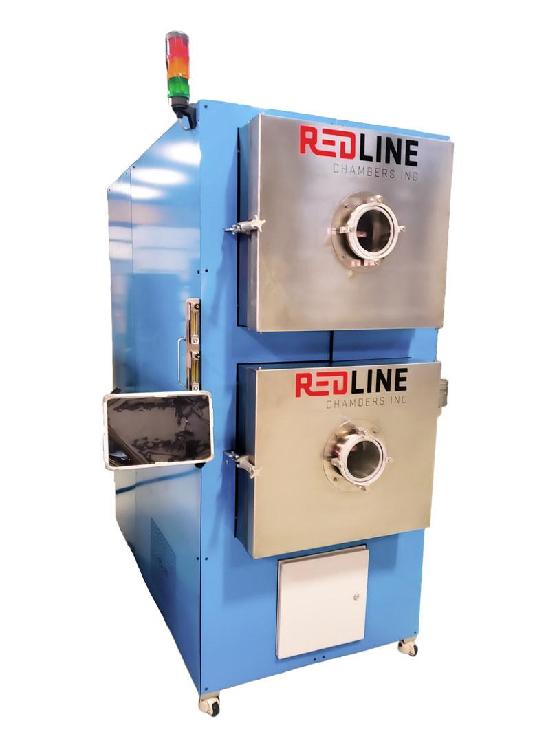 Redline Chambers - Turn-key Vacuum Syste