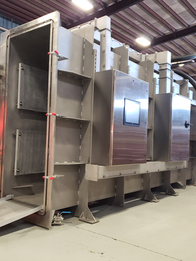 Comercial Freeze Dryers