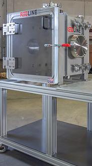 24 inch Stainless vacuum chamber