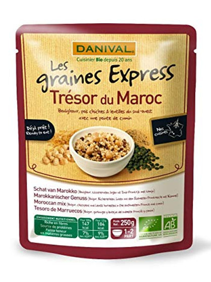 Trésor du Maroc 250g