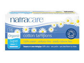 Tampons coton super