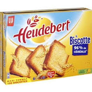 biscotte heudebert