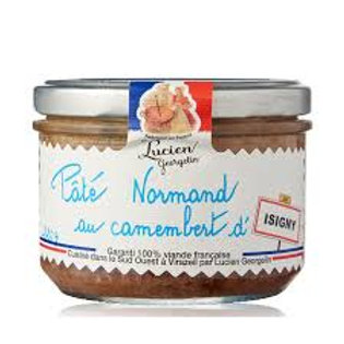 pâté normand au camembert