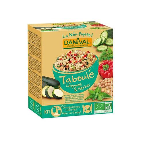 Taboulé légumes et herbes 3/4pers