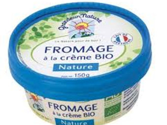 fromage nature  creme bio