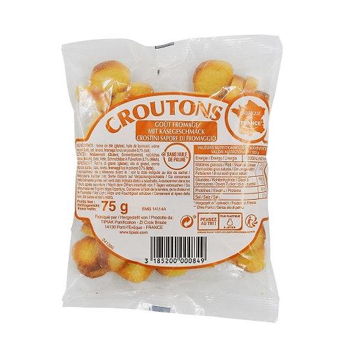 Croûtons goût fromage paquet 75g