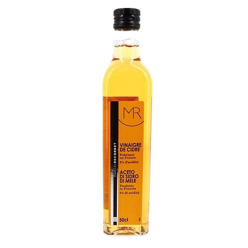 Vinaigre de cidre . bouteille 50cl