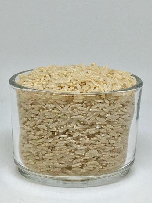 Riz 1/2 complet long bio prix au Kg