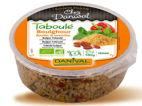 Taboulé boulghour basilic et menthe 180g