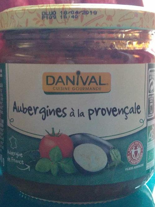 Aubergines à la provençale 340g