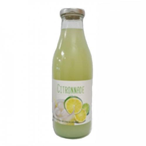 Citronnade citron - citron vert. bouteille 1L