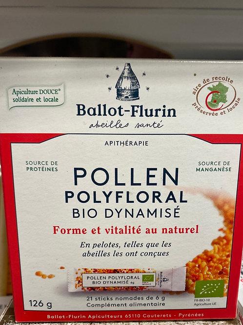 Pollen polyfloral