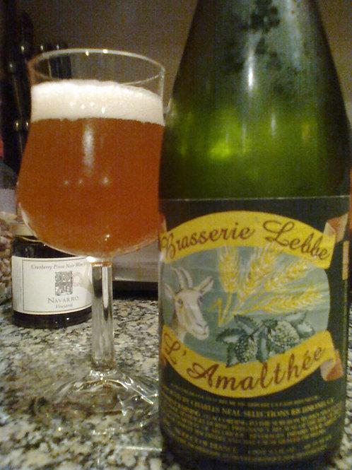Bière Blonde L'amalthée en 75cl Prixà L'unité