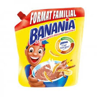 banania déjeuner