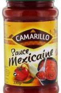 Sauce mexicaine piquante. bocal 230g Camarillo