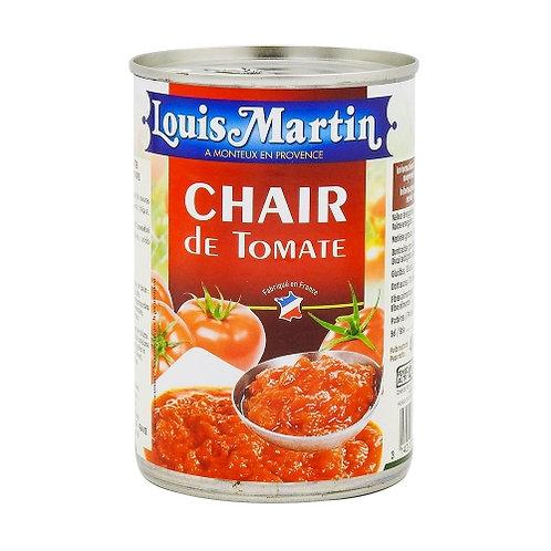 Chair de tomate de Provence 1/2. conserve 400g