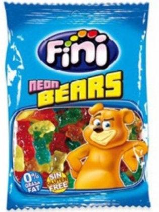 Bonbons ours lisses  paquet 100g