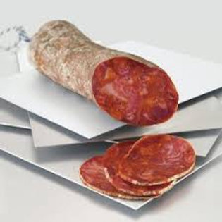 Chorizo Bio à la coupe prix au Kg